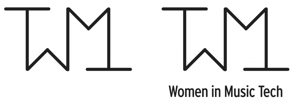 Figure 10. Women in Music Tech logo.