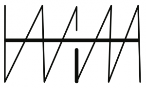 Figure 7. Logo remix by Anna Xambó from Gerard Roma's logo.