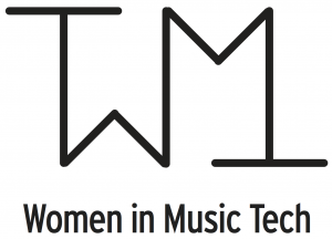 Women in Music Tech logo